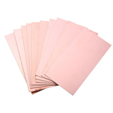 10pcs 10x20cm Single Sided Copper PCB Board FR4 Fiberglass Board