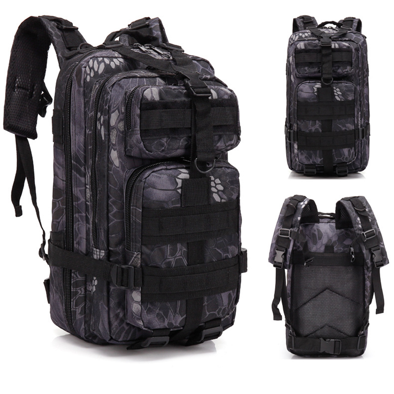 Airsoft Camping Molle Backpack