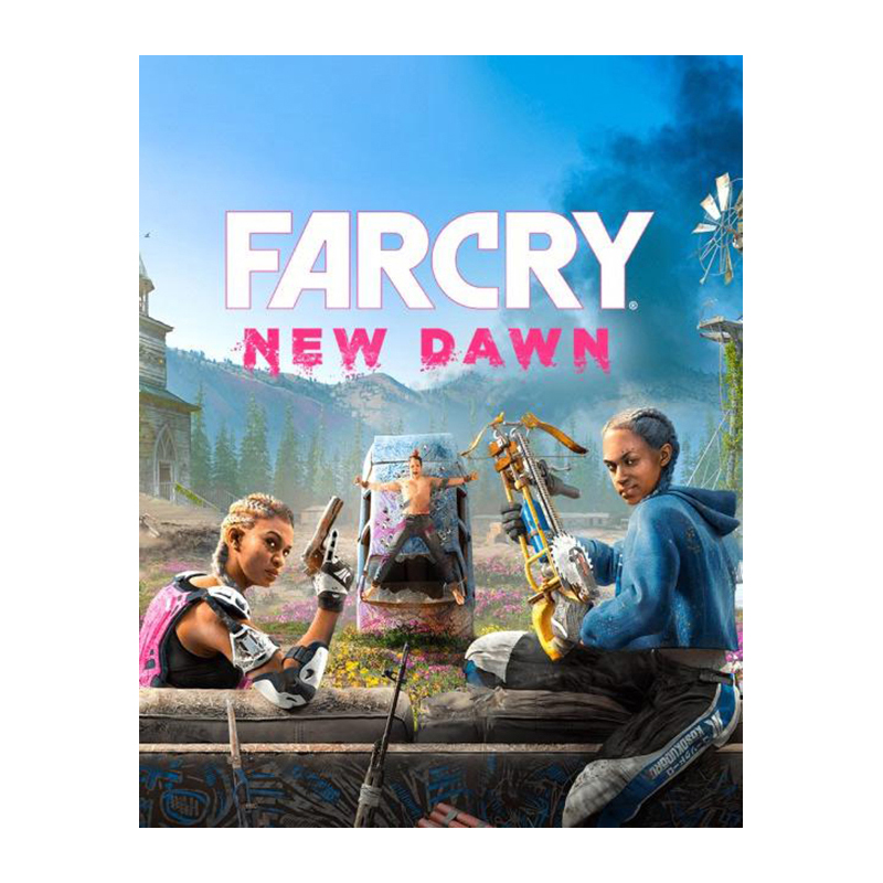 все цены на Game Deals Sony Playstation 4 Far Cry New Dawn