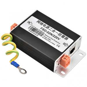 Surge-Protection-Device Lightning Thunder-Arrester Portector Network-Power-Supply 220V