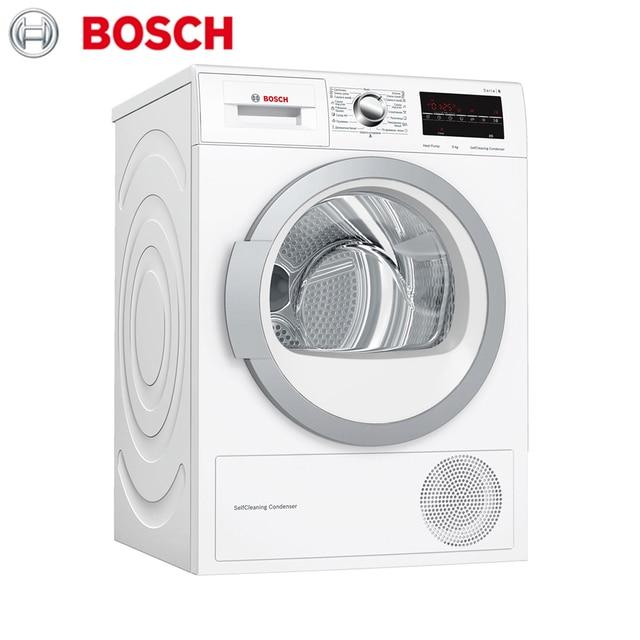 Сушильный автомат с тепловым насосом Bosch Serie 6 WTW85469OE