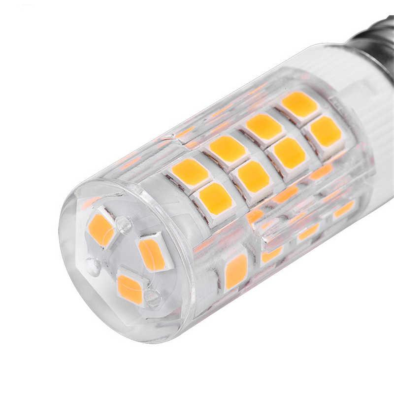 E14 LED Light Bulb 5W 7W 9W 12W 220V LED Spotlight SMD Ceramic Lamp replace Halogen for Candle Crystal Chandelier refrigerator