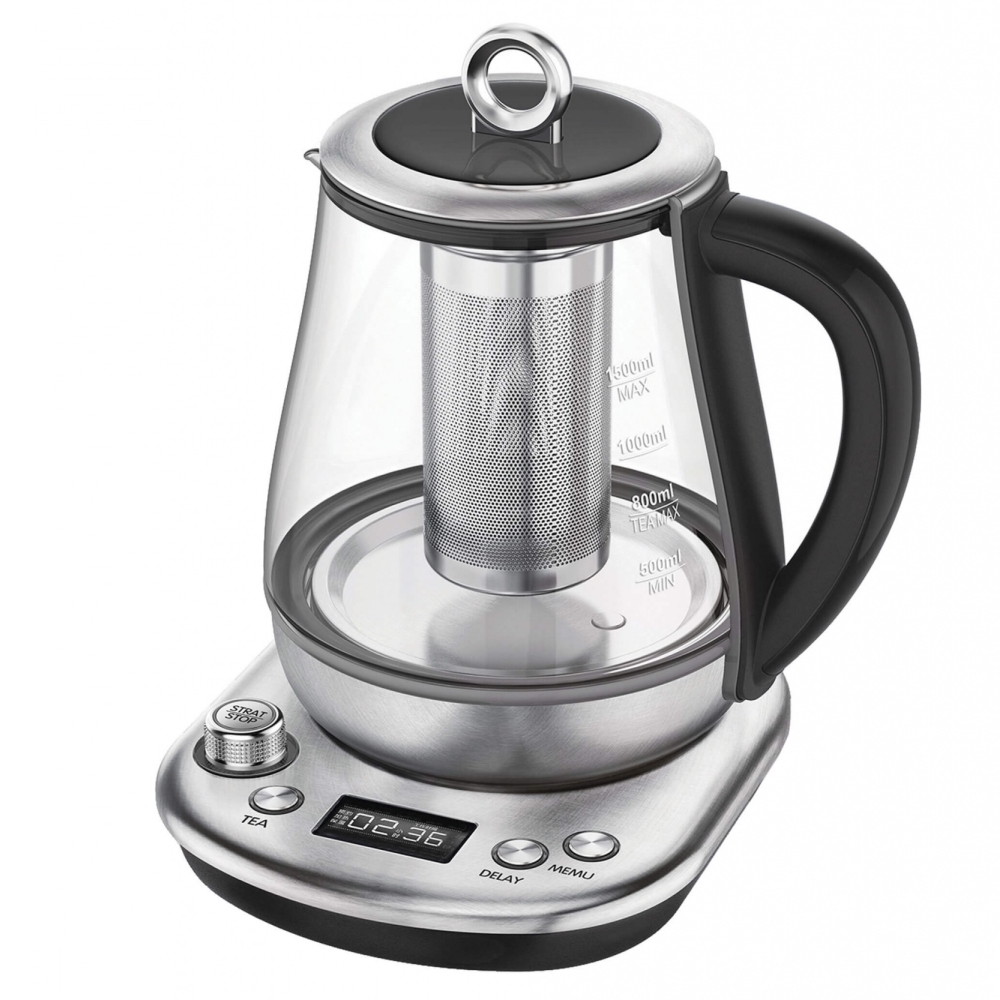 Kettle electric GEMLUX GL-TK1598 цена и фото