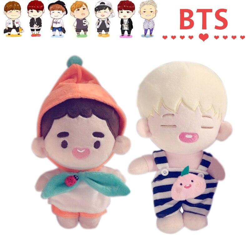 Dolls & Stuffed Toys Obliging 2019 New Sgdoll Kpop Bts Jungkook Doll Plush Bangtan Boys Soft Stuffed Doll Toy Full Set Gift Doll Wiith Clothes Fashion Korea