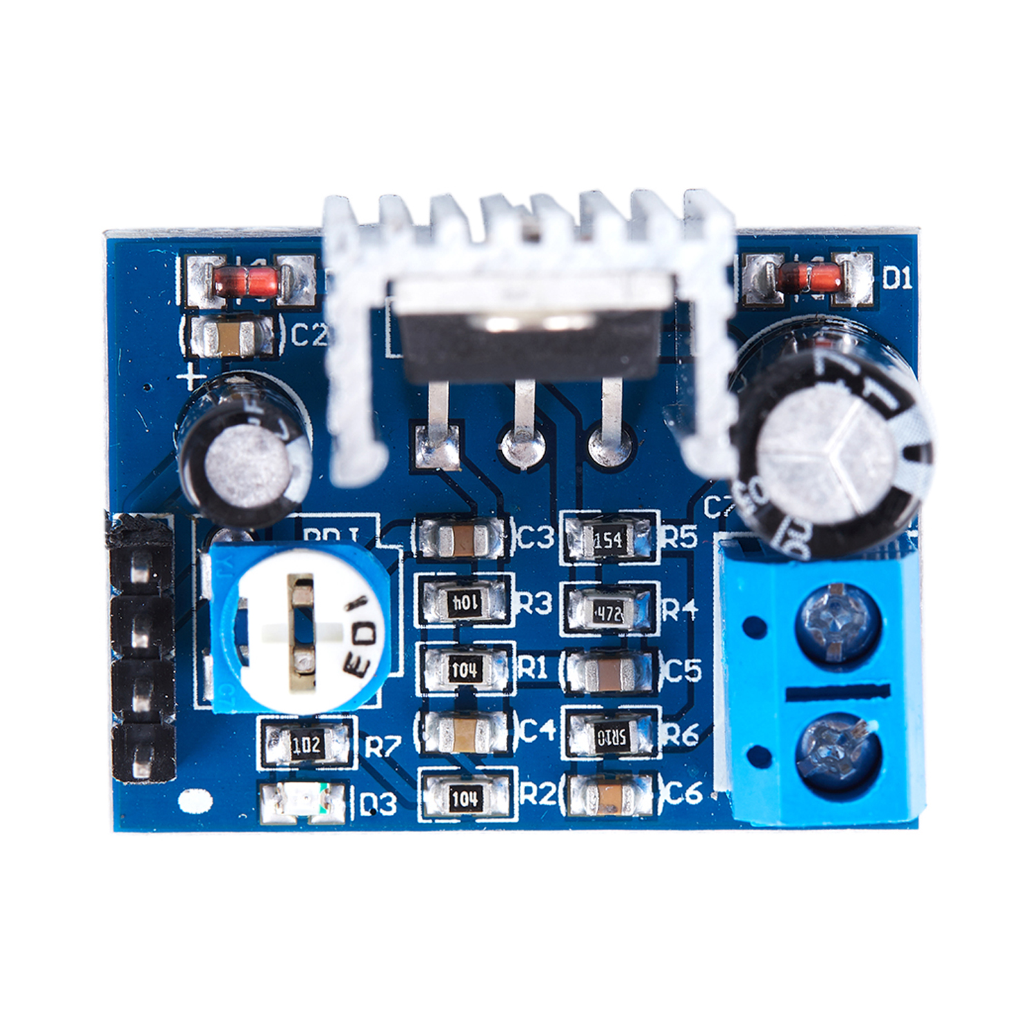 FULL-TDA2030A Audio Amplifier Module Power Amplifier Board