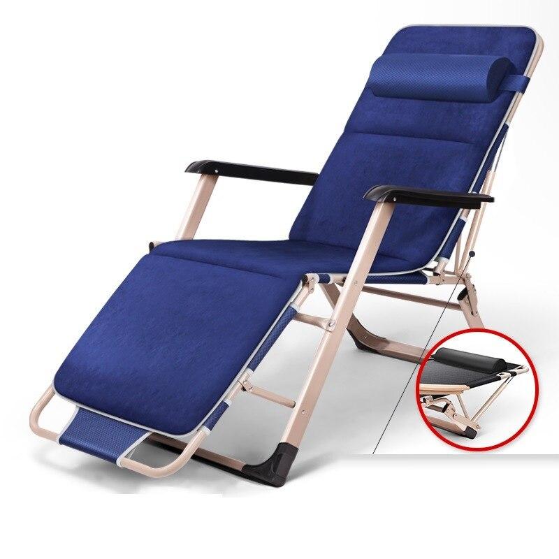 Cum Transat Chaise De Plage Cama Camping Arredo Mobili Da Giardino Moveis Lit Pliant En Plein Air Allumé Meubles de Jardin Chaise longue