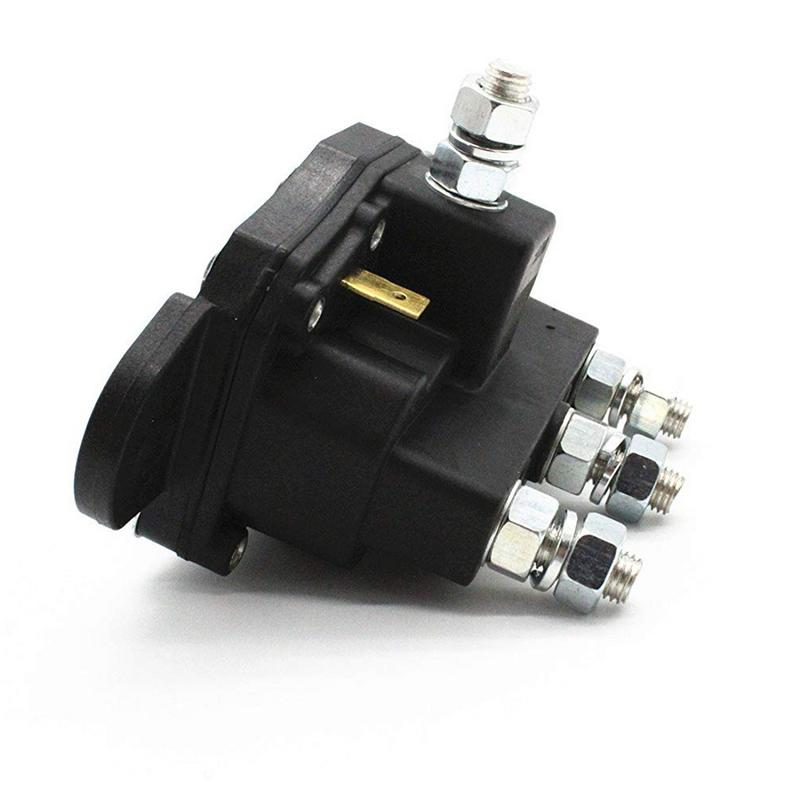 11 11 hot sale new relay winch motor reversing solenoid switch new 12 volt  #24450bx 6660 110-in car switches & relays from automobiles & motorcycles  on