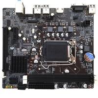 Jia Huayu Professional H61 Desktop Computer Mainboard Motherboard LGA 1155 Pin CPU Interface Upgrade USB2.0 DDR3 1600/1333/106