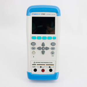 Image 5 - AT826 Digital 100khz Handheld Precision USB High Frequency Portable Electric Bridge LCR Meter