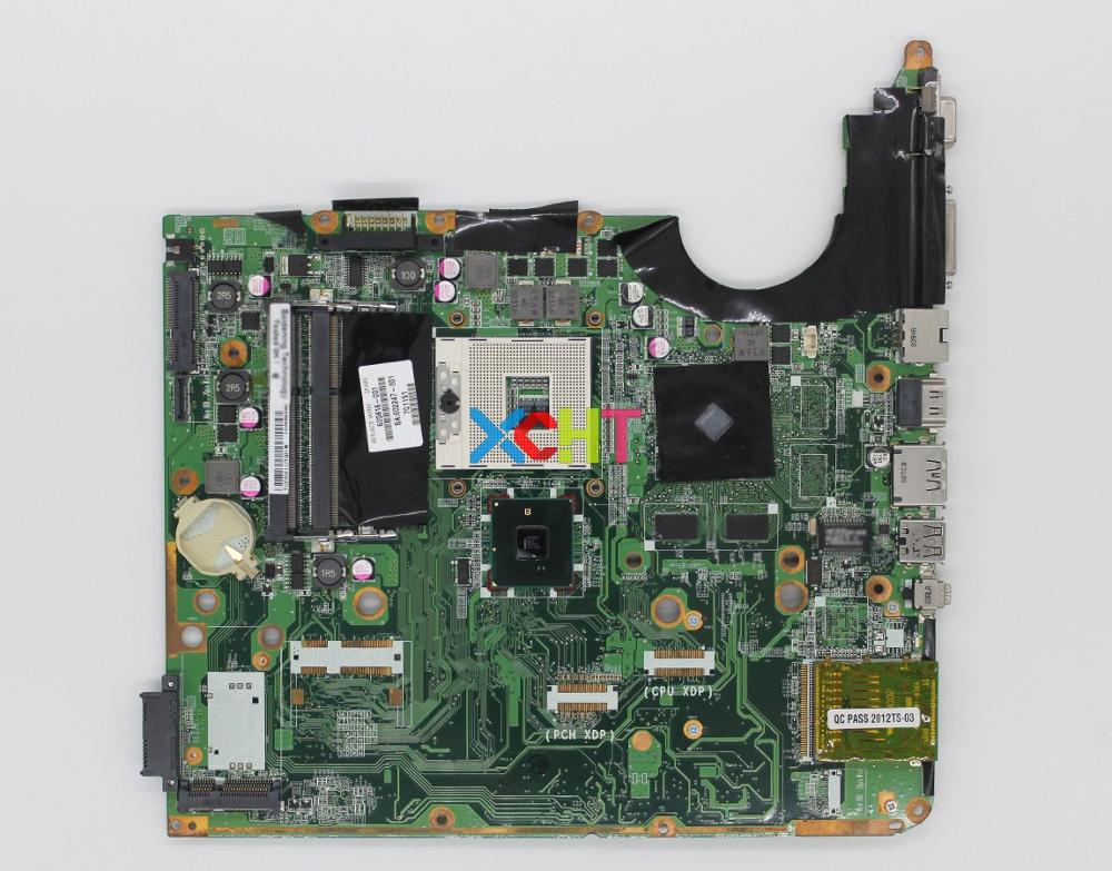 XCHT for HP Pavilion DV6 DV6 2000 Series 600816 001 DA0UP6MB6F0 G105M/512 Laptop Motherboard Mainboard Tested & Working Perfect-in Laptop Motherboard from Computer & Office