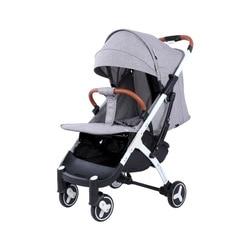 ¡Entrega rápida! Cochecito de bebé marca yoyaplus 3 se puede doblar y puede sentarse en el avión, paraguas de bebé, cochecito con ruedas
