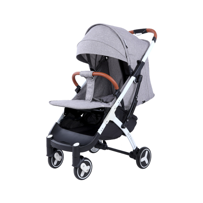 Fast Shipping ! Brand  Yoyaplus 3 Baby Stroller Light Portable Umbrella Can Sit Lie Can Be On Plane Baby Pram