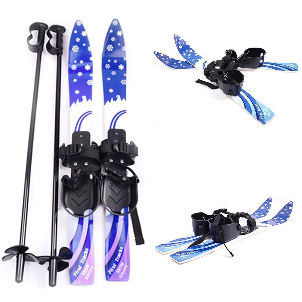 760g 1 pc Chine offre spéciale Ski Snowboard Avec Bâtons De Ski Fixations Bottes Pour Junior Enfants Enfants Débutant pour 5 ~ 10 ans