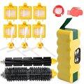 3500 Mah Сменный никель-металлогидридный аккумулятор Roombas батарея + сменный аксессуар комплект детали Fo-набор из 14
