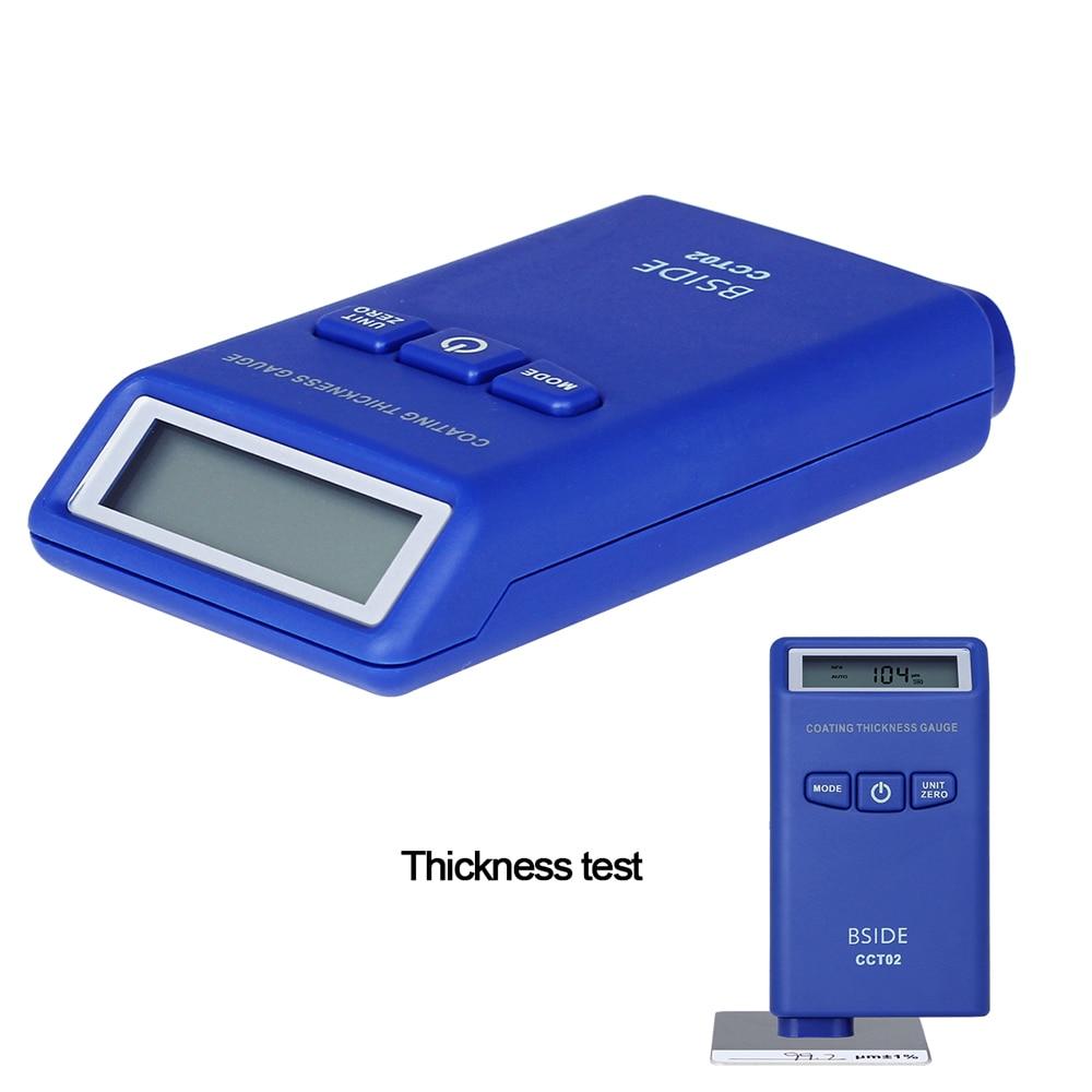 KKMOON Digital Backlight LCD Film Thickness Meter Car Paint Thickness TesterKKMOON Digital Backlight LCD Film Thickness Meter Car Paint Thickness Tester