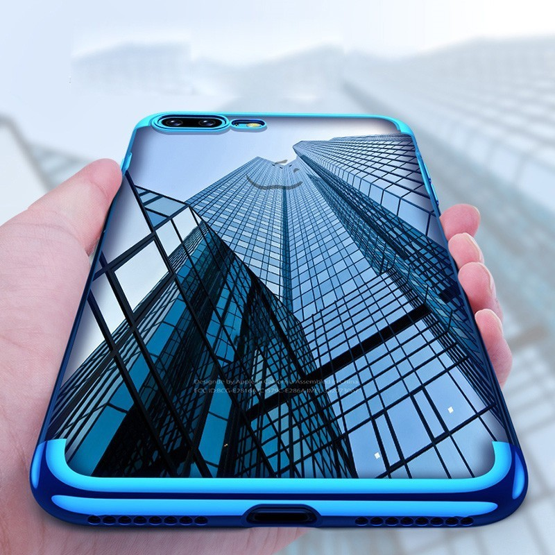 Plating Case For Huawei Mate 10 20 Pro <font><b>9</b></font> <font><b>Lite</b></font> 20x <font><b>Honor</b></font> 8 8X Max Pro <font><b>9</b></font> 10 <font><b>Lite</b></font> P Smart 2019 Plus Nova 3 4 3i Slim Soft Tpu Cover image