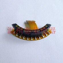 Nouvelles pièces de réparation dassemblage de contact dobjectif pour objectif Panasonic H E08018 8 18mm F/2.8 4.0