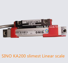 Sino KA200 30-360 Mm Seri 1um Linear Encoder Sino Slimest Skala Linier 16*16 Mm, optik Linier Sensor(China)