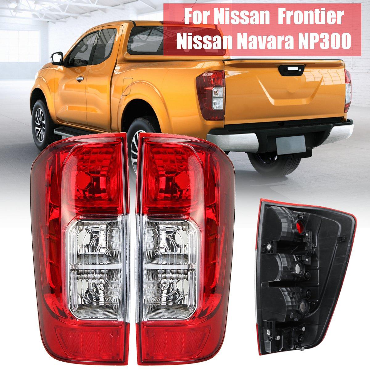 Fits Nissan Navara D40 Red LED /'Trade/' Wide Angle Side Light Beam Bulbs