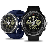 Zeblaze Vibe 4 Hybrid 50 M Waterproof 1.24 Inch Manipulator All View Intelligent Watch Smart Watch