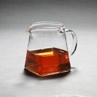 Glass Tea cup hai for Premium 2018 Lapsang Souchong Black tea