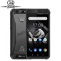 Blackview BV5500 waterproof shockproof rugged mobile phone android 8.1 5.5 MTK6580 Quad core 2GB+16GB 3G smartphone Dual sim