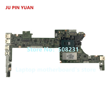 JU PIN YUAN 849426-601 DAY0DDMBAE0 Motherboard For HP Spectre X360 G2 13-4100 System board i5-6200U 8GB 100% fully Tested ipc industrial board novo 7845 net 478 pin full length industrial board 100% tested work perfect