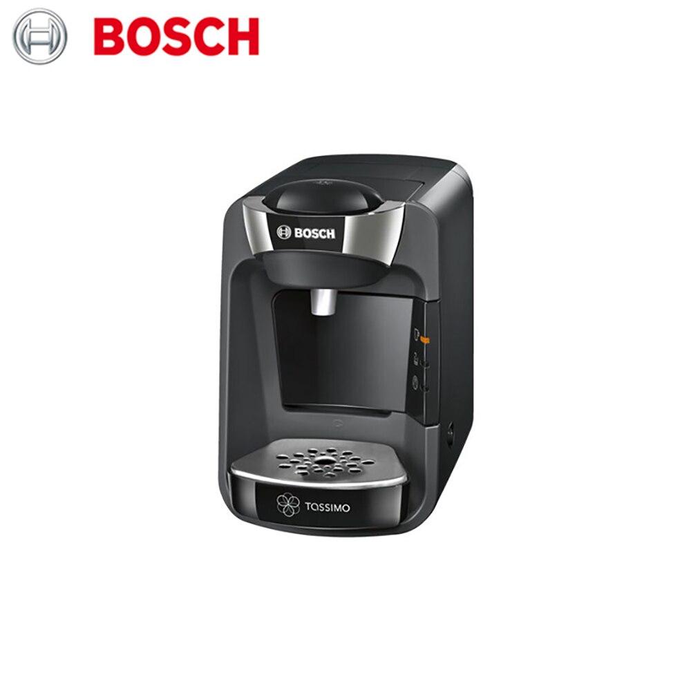Capsule Coffee Machine Bosch TAS3202 home kitchen appliances brew making hot drinks drip Cafe household bosch tas3202 black