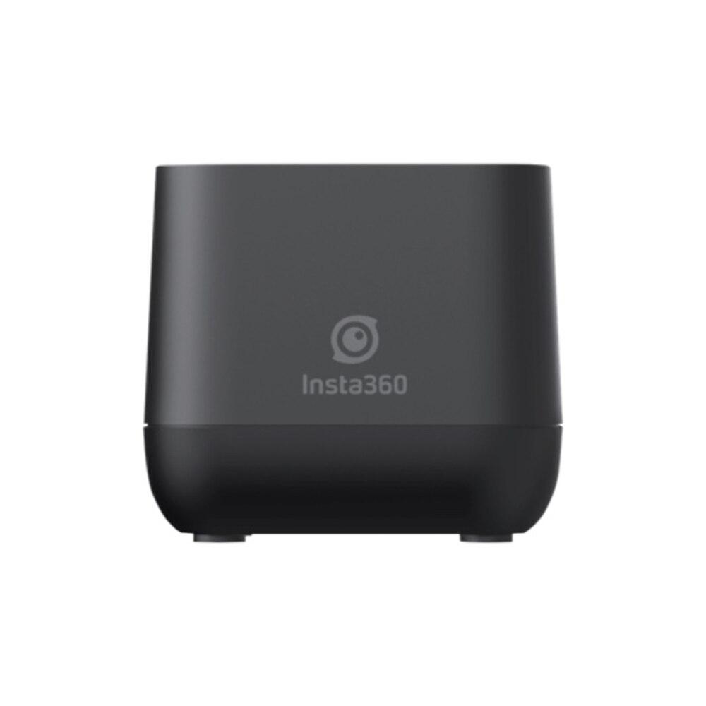Micro USB chargeur de batterie Hub pour Insta360 ONE X caméra panoramique 60 Minutes charge rapide pour Insta 360 batterie rechargeable-in Accessoires pour caméscope 360° from Electronique    3