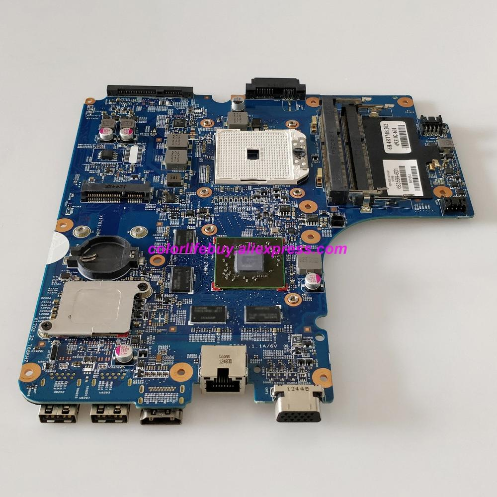 Image 5 - Genuine 683599 601 683599 001 683599 501 w HD7650M Graphics 2GB Vram Laptop Motherboard for HP 4446s 4545s NoteBook PC-in Laptop Motherboard from Computer & Office