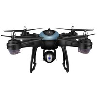 RC Drone GPS WiFi FPV With HD 720P/1080P Camera Altitude Hold Waypoint Point of Interest Follow One Key Return Quadcopter Toys