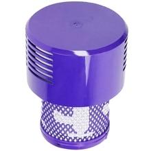 Моющийся фильтр блок для Dyson V10 Sv12 Циклон абсолютная общая пылесос (комплект из 5)