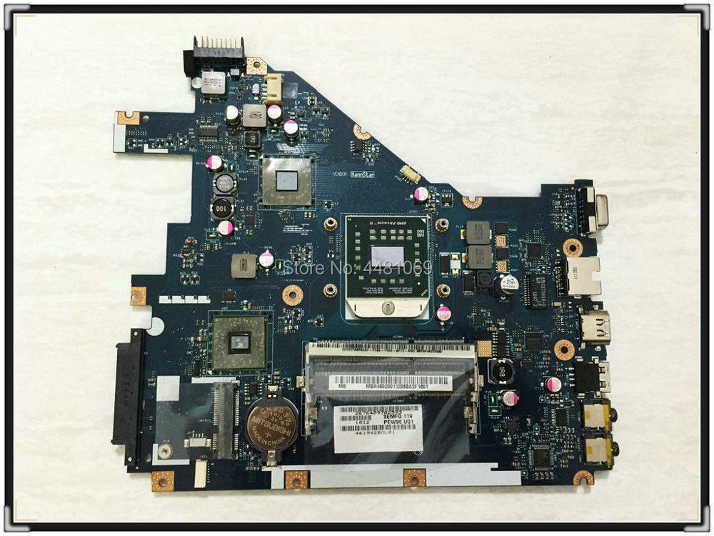 Voor Gateway NV50A PEW96 LA 6552P aspire 5552 3942 5252 NOTEBOOK MBR4602001 Moederbord PEW76 HD4250 15.6HD LCD Volledig Getest-in Laptop Moederbord van Computer & Kantoor op AliExpress - 11.11_Dubbel 11Vrijgezellendag 1