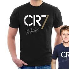 e7ae527c108 CR7 T-SHIRT Cristiano Ronaldo Portugal Cool Casual pride t shirt men Unisex  Fashion tshirt free shipping funny tops