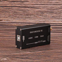 Portable PC USB PCM2704 DAC supports AUX fiber and coaxial output HIFI audio decoder H2