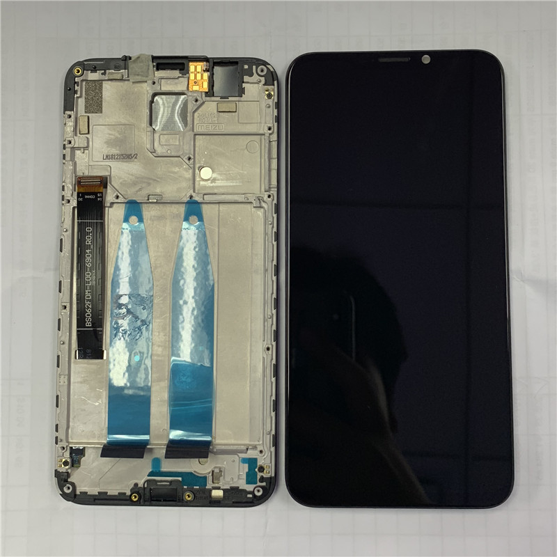 Original M&Sen For 6.2 Meizu X8 LCD Screen Display With Frame+Touch Screen Panel Digitizer For 2220*1080 Meizu X8 X 8 DisplayOriginal M&Sen For 6.2 Meizu X8 LCD Screen Display With Frame+Touch Screen Panel Digitizer For 2220*1080 Meizu X8 X 8 Display