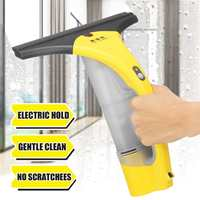 Cordless Household Window Glass Cleaner Single sided Car Window Steam Cleaner Electric Handheld Smart Glassware Wiper Machine