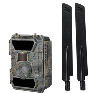 Image 2 - 4.0CG  APP remote contral Cameras 110degree wide Lens Wireless Forest Cameras  57pcs invisible IR LED 4G covert cameras