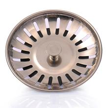 Durable And Safe Stainless Steel Sink Drainage Filter Handheld Basic Kitchen Gadgets For
