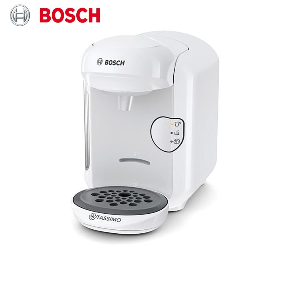 Capsule Coffee Machine Bosch TAS1404 home kitchen appliances brew making hot drinks drip Cafe household