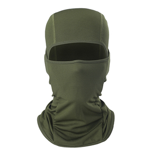1pc Army Green Motorcycle Mask