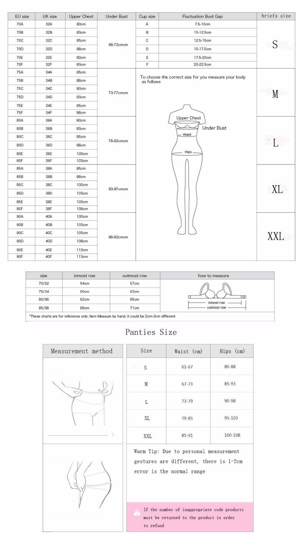 2019 New style lace bra briefs set push up Half cup ultra thin lace sexy bras ladies bra sets women underwear lingerie in Bra Brief Sets from Underwear Sleepwears