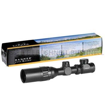 2-6x32 охотничий зеленый красный точечный светящийся Тактический Riflescope оптический прицел для ружья Riflescope Охота