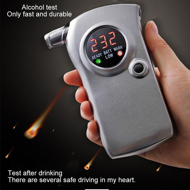 Alcootest testeur d'alcool soufflant Type Dine densité du conducteur Machine spéciale alcootest soufflant détection