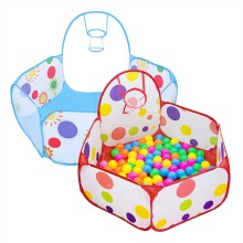 Tents Outdoor Inflatable Ball Pool Boys Girls Kids Children Ball Pit Indoor Play Tent Game House Ocean Pool Toy Birthday Gift недорого