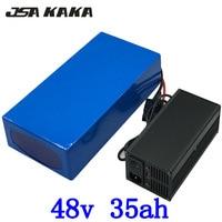48V 1000W 1500W 2000W battery 48V 35AH ebike battery 48V 35AH electric scooter battery 48V scooter battery with 54.6V 5A charger
