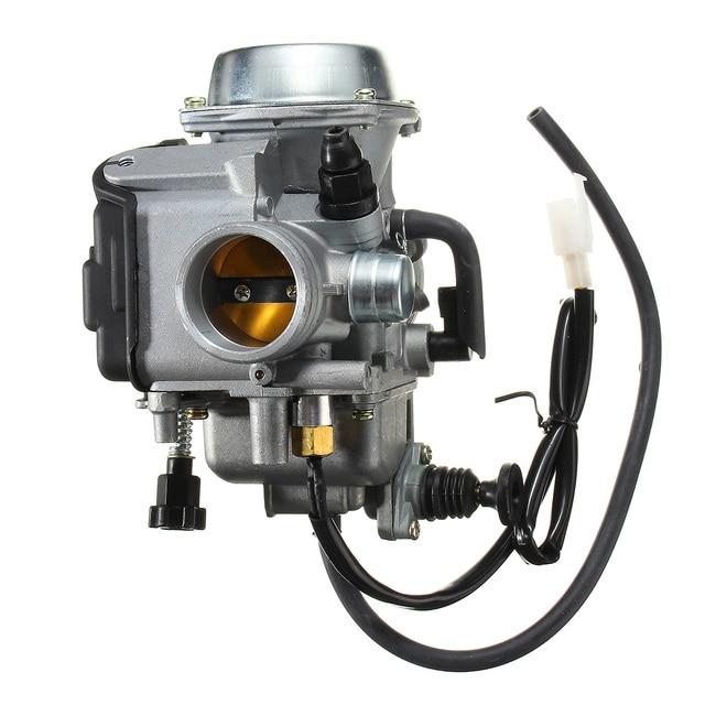 US $39 57 6% OFF|2018 New 1Set Motorcycle Repair Rebuild Kits Motorcycle  Carburetor Carb For HONDA TRX350 ATV 350 RANCHER 350ES/FE/FMTE/TM/ CARB-in