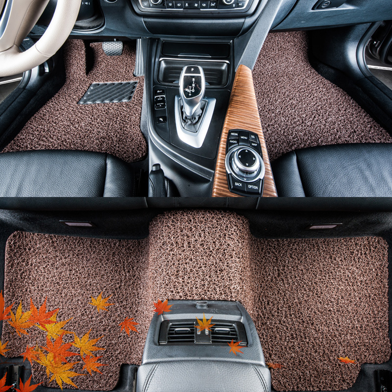 Adaptable Interior Parts Automovil Decorative Accessories Automobile Protector Decoration Car Carpet Floor Mats For Nissan Qashqai Colours Are Striking Floor Mats Automobiles & Motorcycles