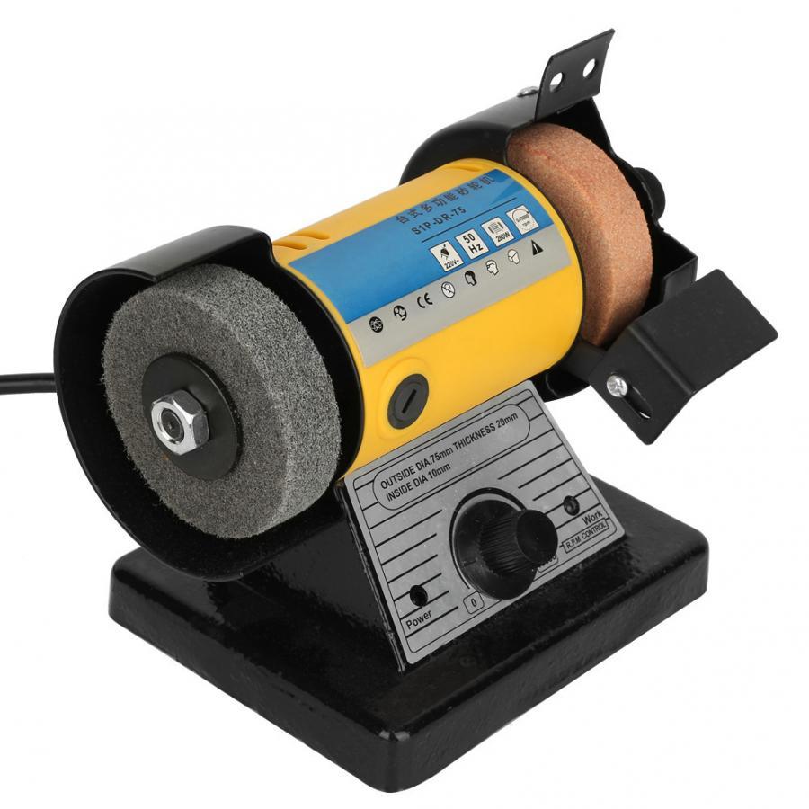 Набор для резьбы, многофункциональная Мини электрическая шлифовальная машина для резьбы по дереву, столу, 10000 об/мин, ручные шлифовальные инструменты, деревянные столы - 3