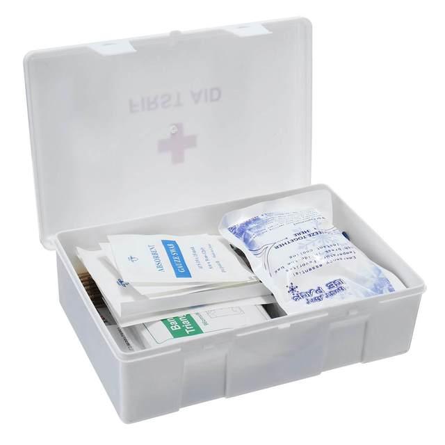 Survival Kit Travel First Aid Emergency Outdoor Trauma Medical Kit Lightweight Versatile Portable